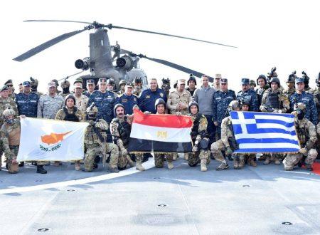 La Libia sarà un fronte di lotta tra Grecia e Turchia