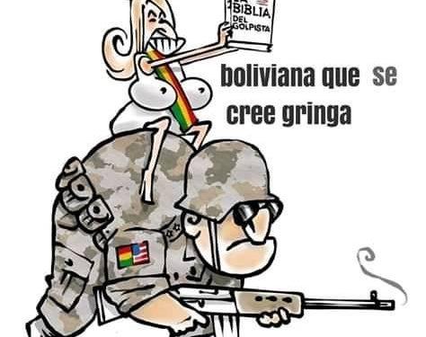 """""""Fascisti e razzisti hanno effettuato il golpe del litio in Bolivia"""""""