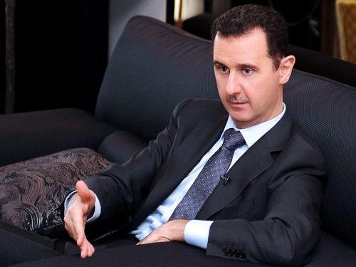 L'intervista censurata della RAI al Presidente Assad