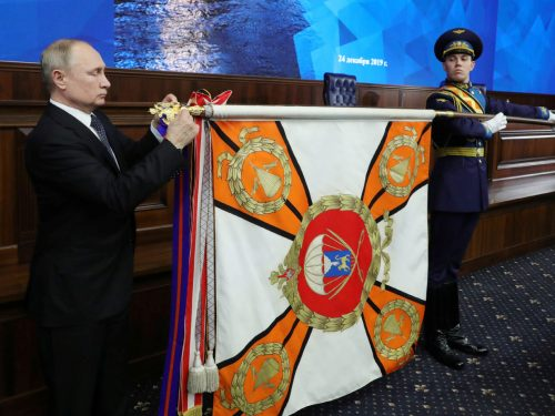 Putin sulla Difesa e la Storia della Russia