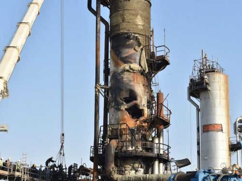 Attacco al petrolio saudita e proteste coreografate nei Paesi vicini all'Iran