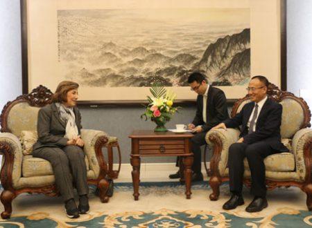 La Cina continuerà a sostenere la Siria nella lotta al terrorismo
