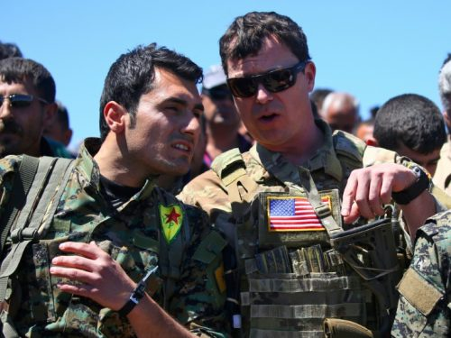 "Perché la ""sinistra"" imperialista ama i curdi"
