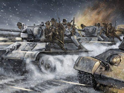 Il Raid del Generale Badanov