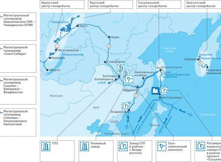 Inaugurato il gasdotto Potenza della Siberia