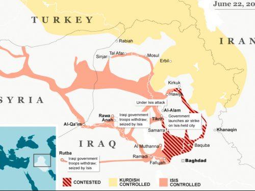 Israele dietro il furto di petrolio iracheno e siriano