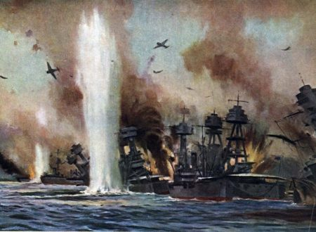 Vergogna statunitense a Pearl Harbor