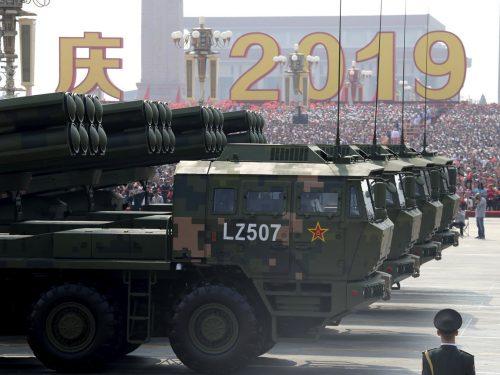Il nuovo sistema missilistico cinese potrebbe devastare Taiwan