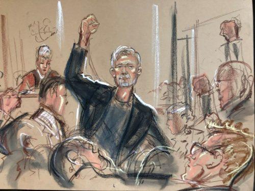 I media tacciono sulla richiesta di libertà per Julian Assange