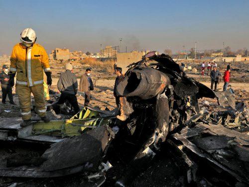 Chi ha abbattuto il volo 752 dell'Ukraine Airlines?