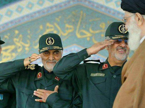 La rete della ritorsione del Generale Sulaymani