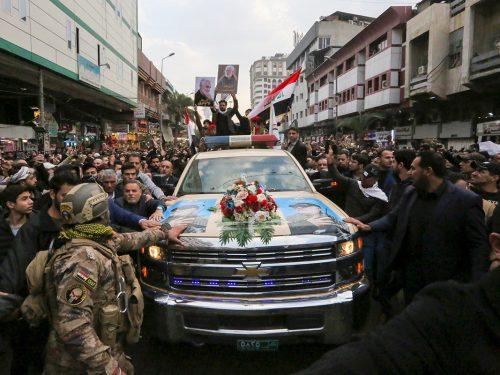 Dove vanno gli USA in Iraq?