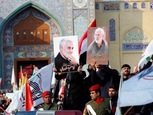 Assassinio post-mortem del Generale Sulaymani