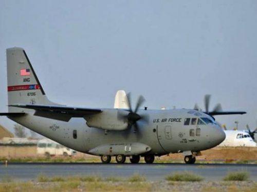 """50 soldati """"cerebrolesi"""" e un aereo-fantasma dagli USA"""