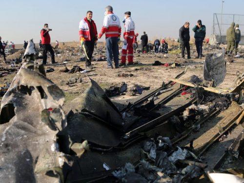 I fatti dell'incidente aereo iraniano non quadrano