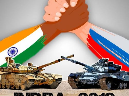 Esercitazioni INDRA-2019 ed S-400: la cooperazione nella difesa russo-indiana si rafforza