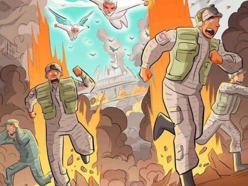 L'Iran continuerà le operazioni contro gli Stati Uniti
