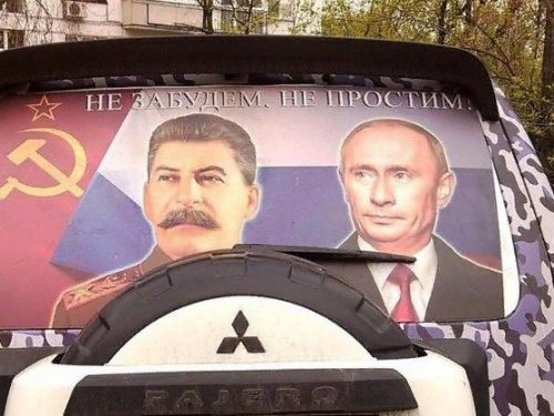 Il mio percorso verso Stalin