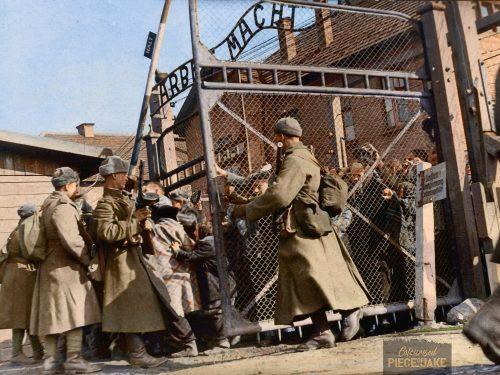 Il comandante ebraico che liberò Auschwitz