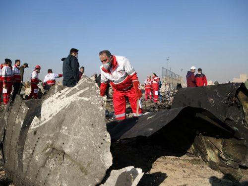 Cosa non quadra del Boeing ucraino abbattuto in Iran