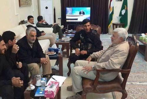 L'assassinio del principale generale anti-SIIL dell'Iran