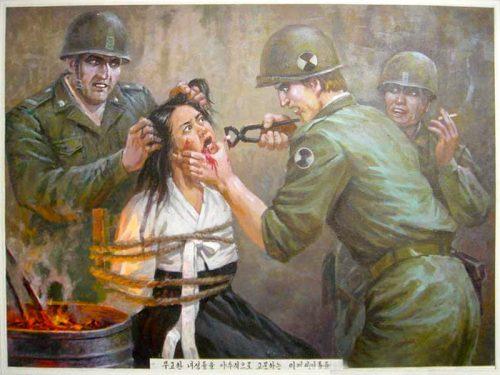 La guerra batteriologica degli Stati Uniti contro la Corea democratica