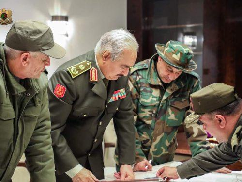 Sirte è libera, la Turchia ed i suoi mercenari saranno sconfitti dall'esercito libico
