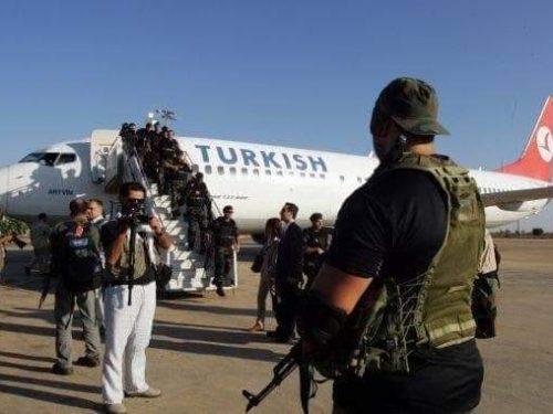 L'intervento della Turchia in Libia