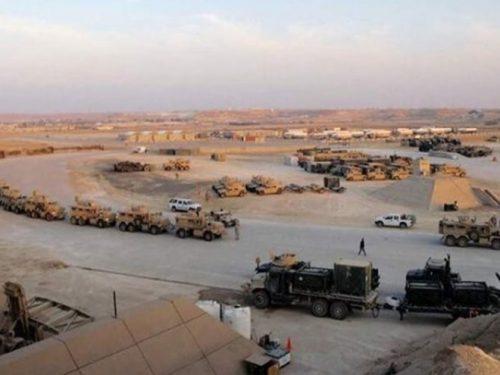 I militari nordamericani evacuati dalle basi irachene si rifiutano di tornare