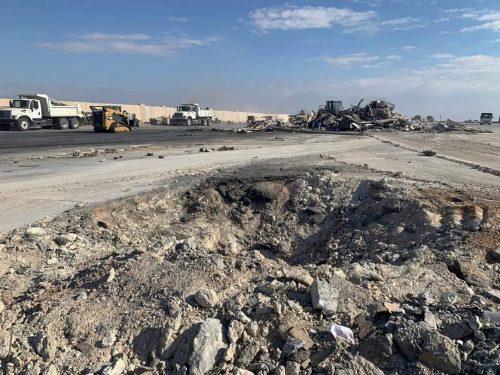 Il Pentagono porta a 64 il numero di statunitensi feriti nell'attacco missilistico iraniano