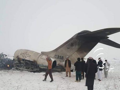In Afghanistan, si è schiantato un aereo-spia Bombardier E-11 dell'USAF