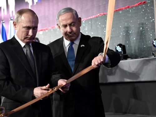 Putin all'inaugurazione del Memoriale dedicato all'assedio di Leningrado