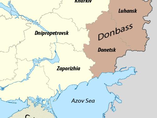 Per il parlamento tedesco il Donbas non fu invaso dai russi
