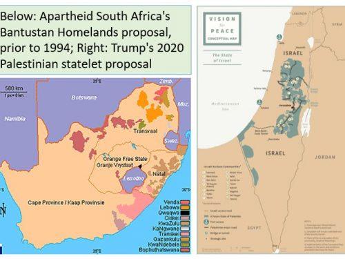 Perché Trump non può salvare Israele