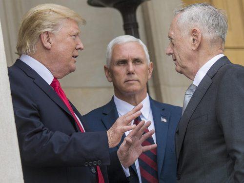 James Mattis è stato l'ultimo freno a Trump?