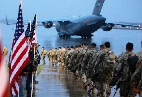 Gli Stati Uniti iniziano il ritiro delle truppe dall'Iraq