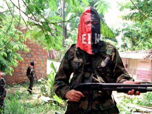 Colombia. L'ELN compie il primo giorno di blocco armato nel Paese