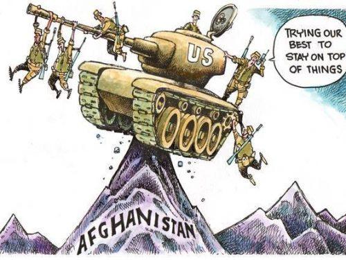 Sabotare la rivoluzione multipolare di Kabul con Cina e Russia