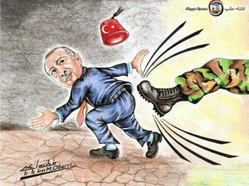 La guerra di Erdogan su più fronti nella rischiosa conquista del potere regionale