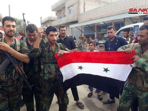 Dovremmo applaudire i militari siriani, non deplorarli