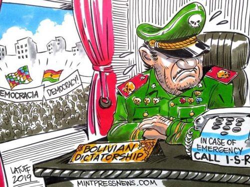 Dietro il colpo di Stato: l'Agenzia di intelligence argentina (AFI) in Bolivia