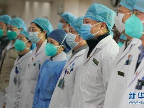L'occidente e il medico-eroe di Wuhan
