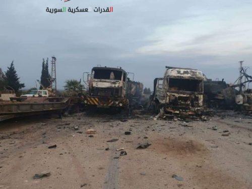 Siria, 10-11 febbraio 2020