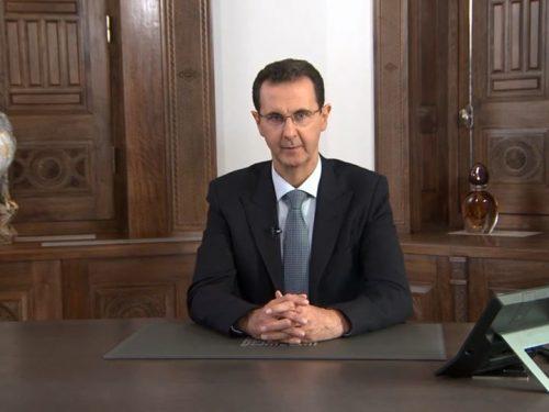 Il Presidente al-Assad saluta il popolo di Aleppo per la fermezza, fede, coraggio e i sacrifici