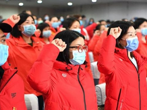 Il coronavirus testa la Cina, tenta gli USA
