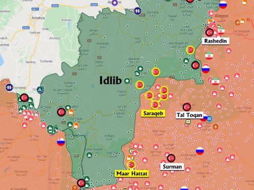 NATO: da sponsor occulto ad artiglieria dei terroristi in Siria