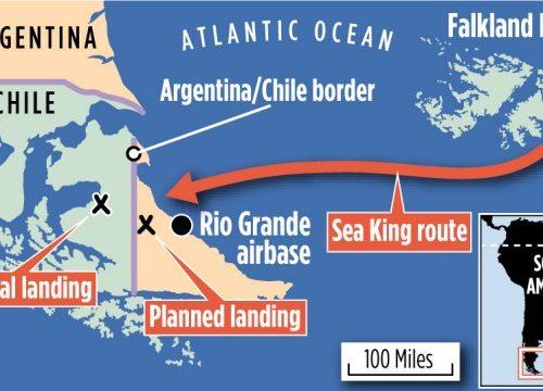 Il disastroso tentativo segreto delle SAS d'invadere l'Argentina