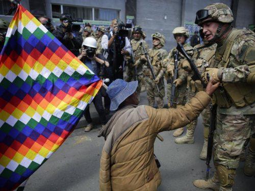 L'interferenza degli Stati Uniti in Bolivia. Complicità di Argentina, Cile e altri Paesi