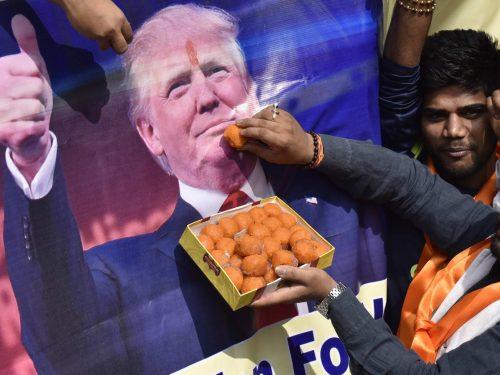 Trump impone 260 milioni di perdite all'India alla vigilia della sua visita