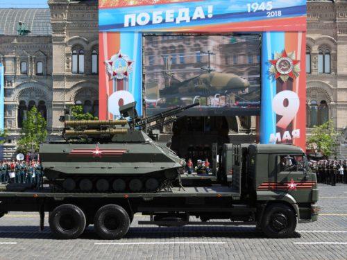 Uran-9: l'Esercito russo guida il mondo dei robot da combattimento
